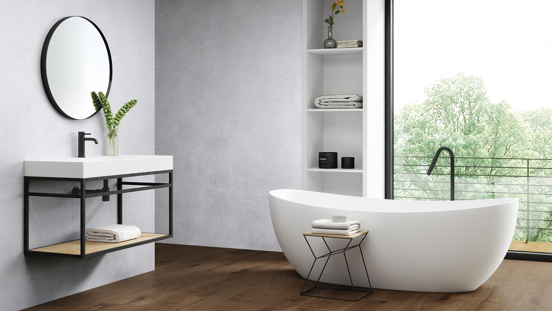 Slide salle de bains 1
